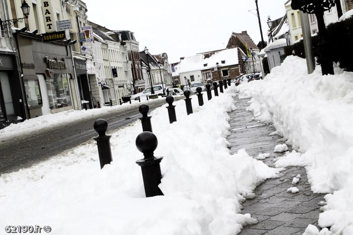neige (7 sur 24)