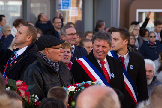 ceremonie centenaire 11 nov Lillers (19)