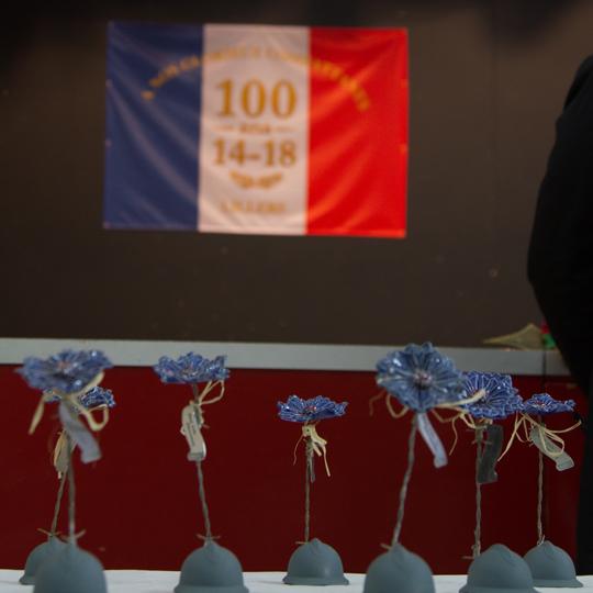 ceremonie centenaire 11 nov Lillers (34)