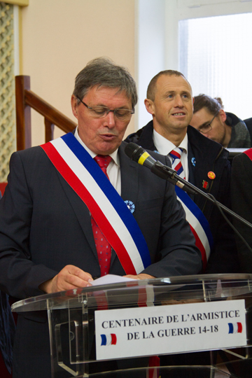 ceremonie centenaire 11 nov Lillers (35)
