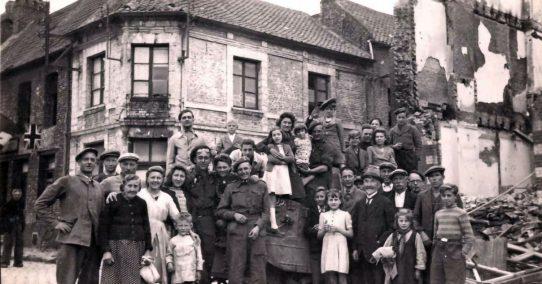 Dimanche 3 septembre 1944, vers 7 heures, des tanks anglais entrent dans Lillers (1/2)