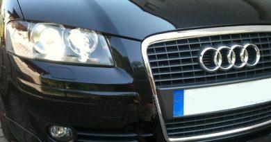 Burbure: trois hommes cagoulés en fuite à bord d'une Audi noire