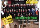 Lillers: l'harmonie Fanien et la Fanfare de Rieux en concert le 1er décembre
