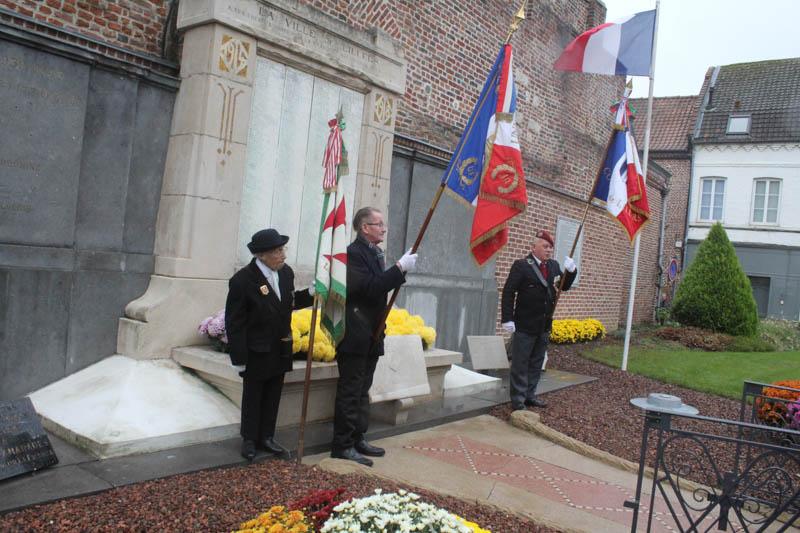 ceremonie 1er novembre Lillers-22