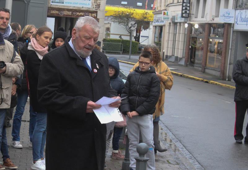 ceremonie 1er novembre Lillers-24