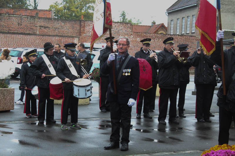 ceremonie 1er novembre Lillers