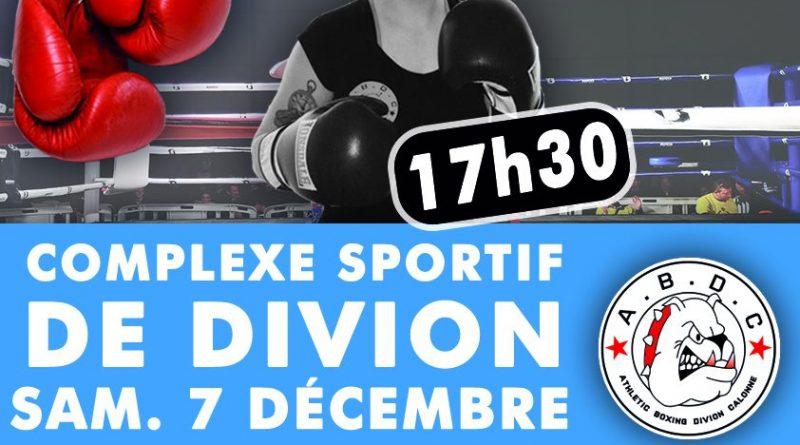 Boxe: 10 places à gagner pour le gala de Divion samedi 7 décembre