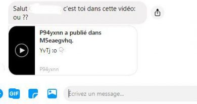 Attention à ce nouveau piratage sur Facebook