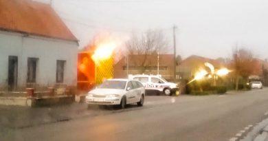 Lillers: les sapeurs-pompiers alertés pour un colis suspect en provenance de Chine