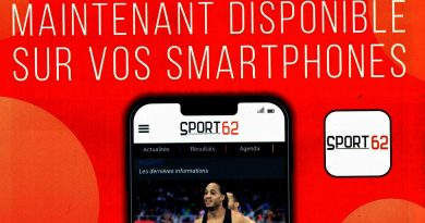 Une application 100% sport, 100% Pas-de-Calais