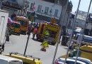 Lillers: deux blessés dans un accident de la route en face de la mairie
