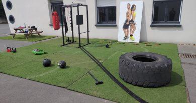 Auchel: le centre sportif Pasithea a rouvert ses portes au public!