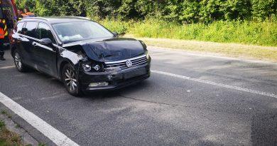 Lillers: trois blessés dans un accident sur la RD 188