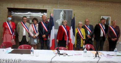 Lillers: Retour sur l'élection de Carole Dubois à la tête de la ville [diaporama]