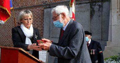 Étienne-Jules Bourdon, dernier combattant pour la Libération de Lillers