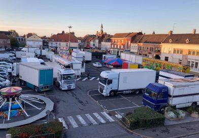 Lillers: pas de ducasse de la Saint-Crépin, les forains démontent