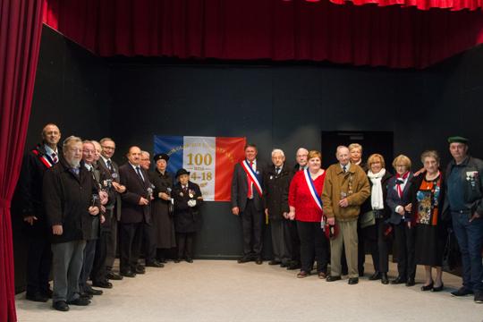 ceremonie centenaire 11 nov Lillers (36)