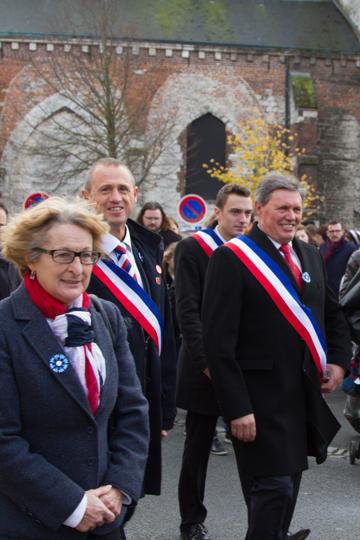 ceremonie centenaire 11 nov Lillers (6)