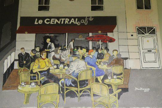 Lillers: Jean-Marc Hecquet s'expose au café Le Central