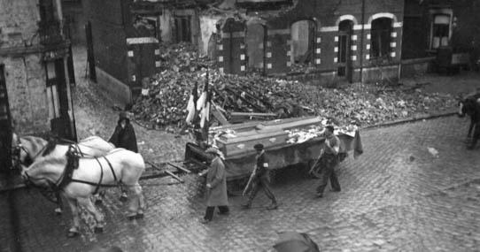 Lundi 4 septembre 1944: Lillers est libérée après de féroces combats