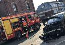 Deux blessés dans un accident à Auchel