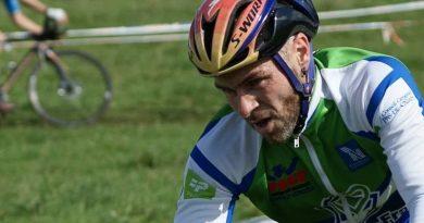 Lillers: belle perf de Kévin Blanpain aux championnats de France de cyclo-cross