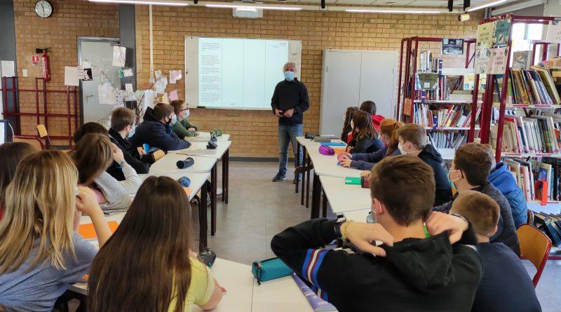 Lillers: À la rencontre des élèves du collège René-Cassin