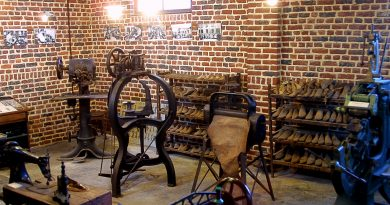Lillers: réouverture de la maison de la Chaussure mi-mai