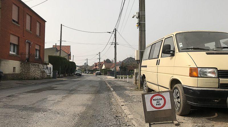 Convention Lillers – Burbure pour la rue de Rieux