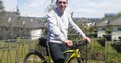 Burbure : Un ex-Burburain loueur de vélos électriques en Corrèze