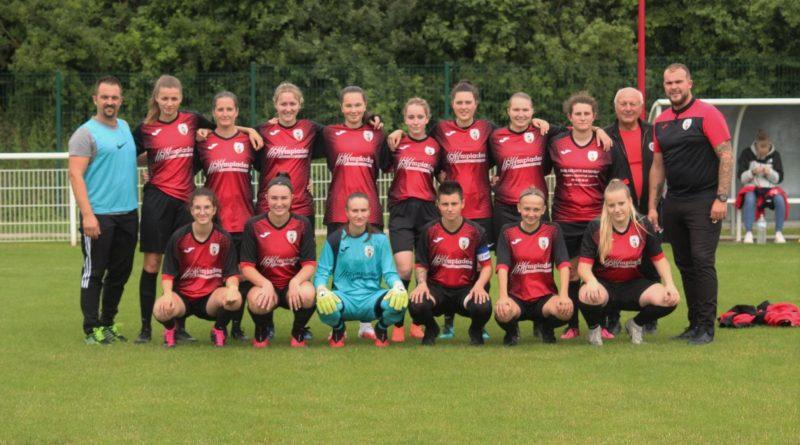 Fin de saison prometteuse pour les féminines du FC Lillers