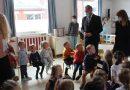 Une nouvelle classe à l'école de Rieux