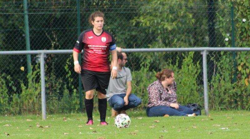 Les féminines du FC Lillers battent Villeneuve-d'Ascq