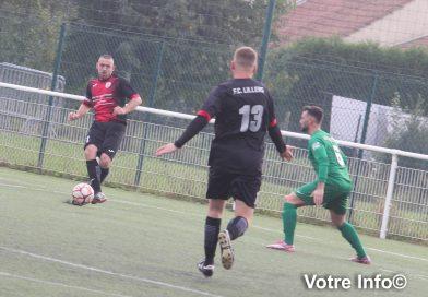 3/3 pour le FC Lillers en championnat